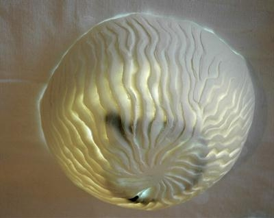 Carved Jellyfish bowl